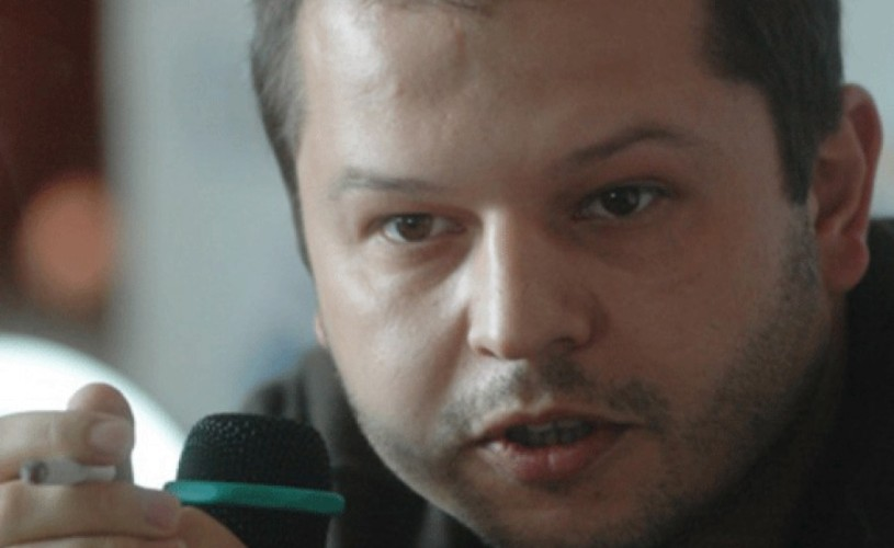 Corneliu Porumboiu, seminar la Bucharest Script Lab 2013