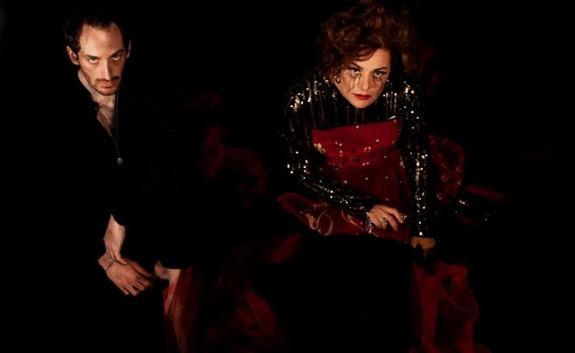 Hamlet, cu Tudor Aaron Istodor şi… Maia Morgenstern