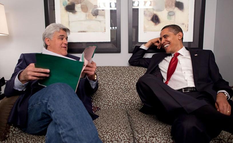"Jay Leno renunță la ,,The Tonight Show"""