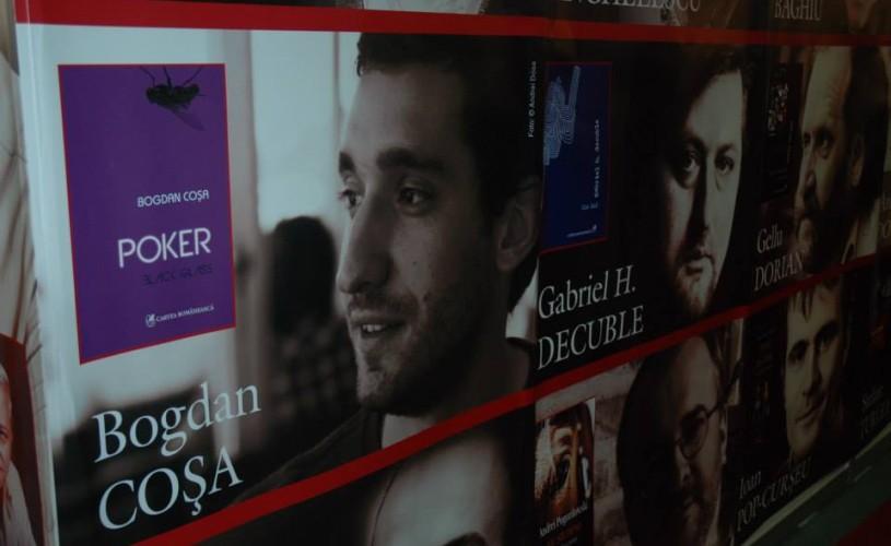 """Black Glass şi """"Tânărul prozator al anului 2013"""", la Humanitas Cişmigiu"""