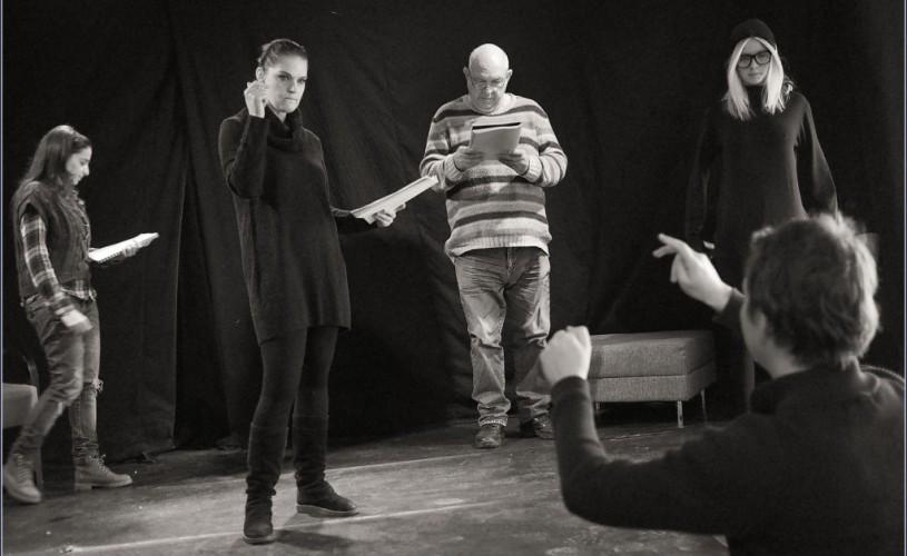 Prestez servicii artistice: o experienţă inedită, la Godot Cafe-teatru