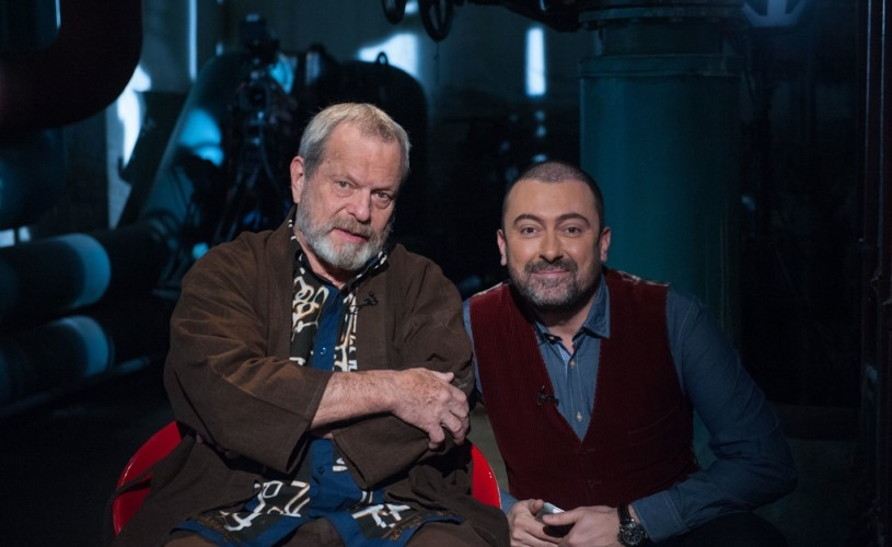 Terry Gilliam, la Garantat 100%