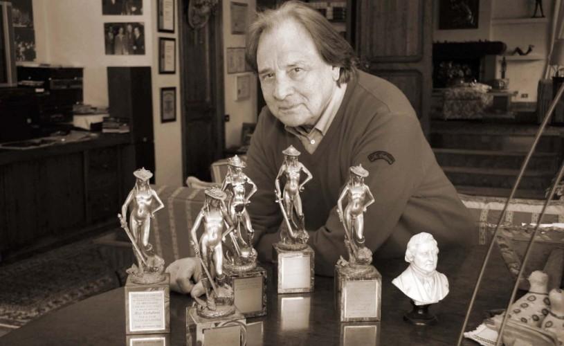 """Riz Ortolani, creatorul coloanei sonore din filmul """"Caracatiţa"""", a murit la 87 de ani"""