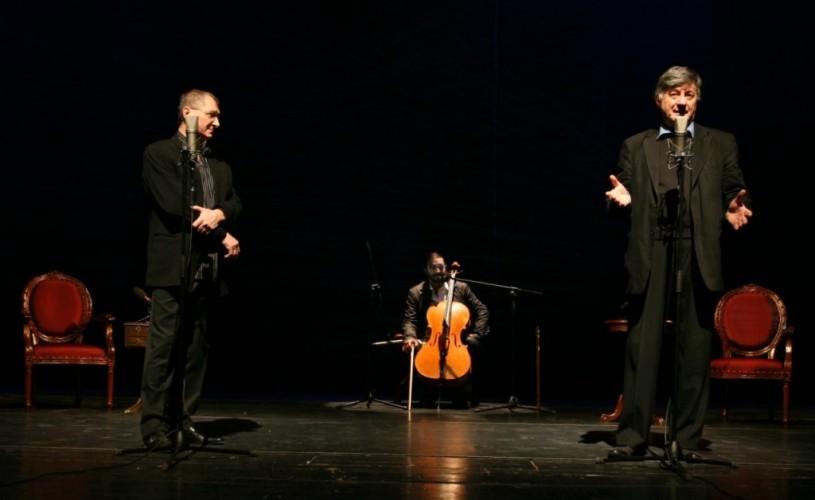 Caramitru, Mălăele şi o fabulă barocă, la Radio România Cultural