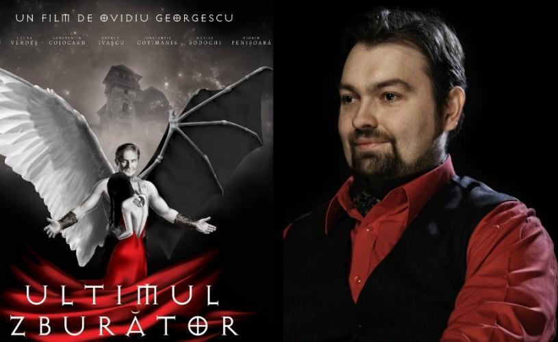 """Mihai Mănescu, scenarist: """"«Ultimul Zburător» e un fantasy românesc"""""""