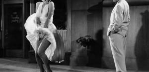 Marilyn Monroe - rochia preferată a cinefililor
