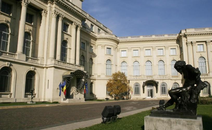 Muzeul National de Arta pune la dispozitie tururi virtuale