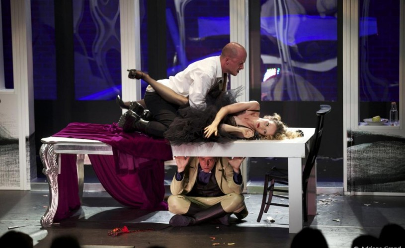 Tartuffe – un sfânt păcătos