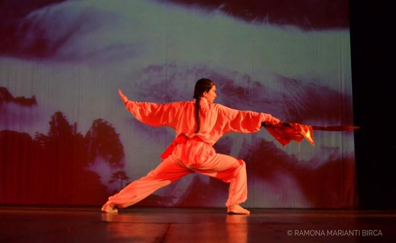 Drumul mătăsii – un spectacol cu arte marțiale, teatru și dans