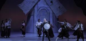 Don Quijote luptă cu Opera Comică pentru Copii