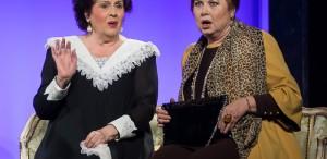 """""""Quartet"""" - un cvartet de actori renumiți, pe scena de la Teatrelli"""