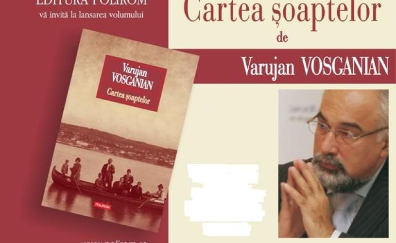 Vosganian, comparat cu Marquez, la Târgul de Carte de la Leipzig