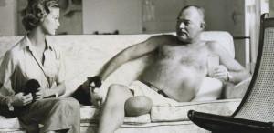 Hemingway şi burgerul său preferat –