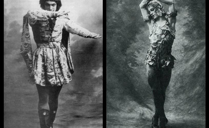 Nijinsky, geniul baletului rus