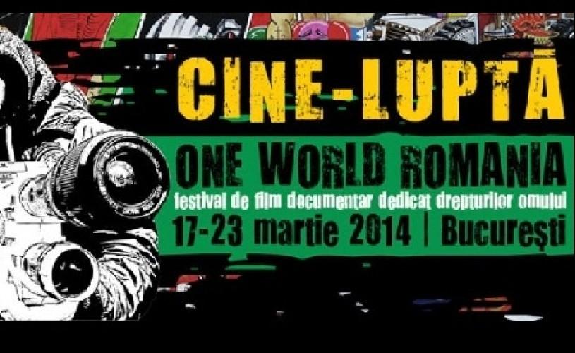 One World Romania: 50 de filme, master class-uri şi spectacole de teatru