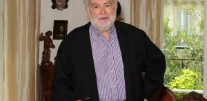 """George Banu, la Conferinţele Teatrului Naţional, cu """"Parisul personal. Locuri și teatre"""""""