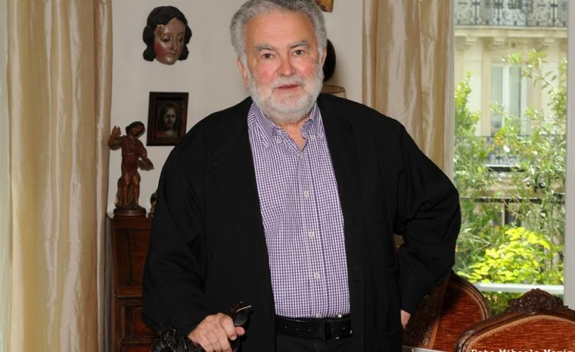 George Banu, primul laureat român al Marelui Premiu al Francofoniei