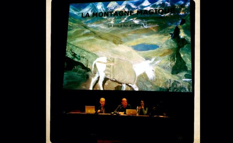 Muntele magic, un nou documentar de animaţie de Anca Damian