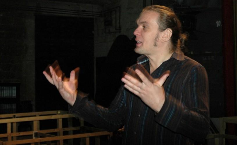 """Marcel Ţop, regizor: """"Lumea va veni să vadă Shakespeare şi în 3014"""""""