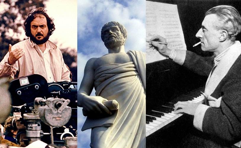 Kubrick, Aristotel & Ravel