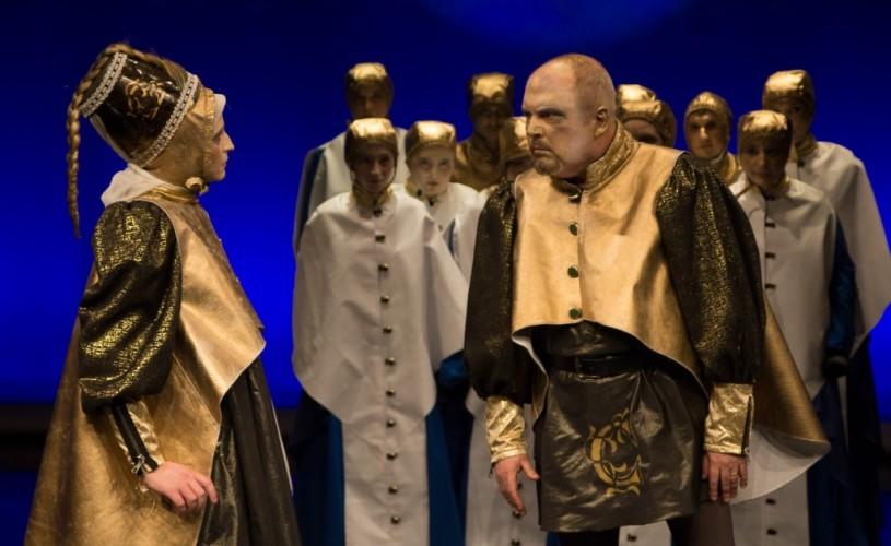 Romeo si Julieta, cu Eugen Cristea – premiera Teatrului Masca