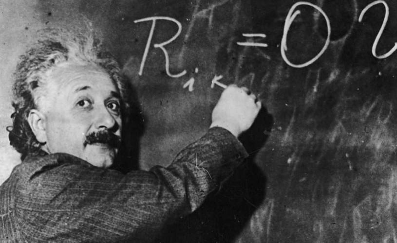 Topîrceanu, Theodor Aman şi teoria relativității