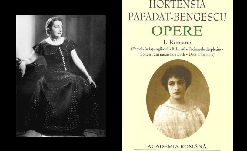 5 martie în cultură – Hortensia Papadat Bengescu, Cerbul de Aur şi Prokofiev