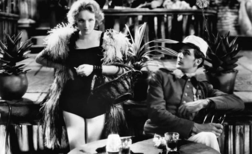 Marlene Dietrich & Gary Cooper, la Telecinemateca, pe TVR 2