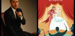 Pentru ce mergem la Operă? Lansare de carte cu dirijorul Tiberiu Soare