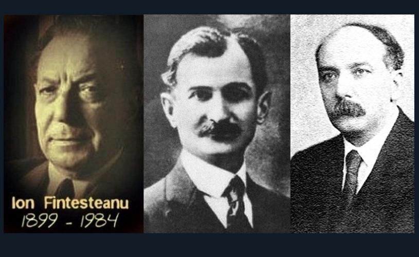 Ion Fintesteanu, Traian Vuia şi Ion Barbu – 18 martie în cultură