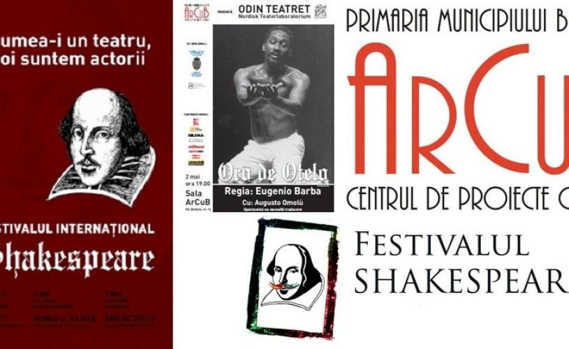 Festivalul Internaţional Shakespeare, ediţia a IX-a. Bilete şi spectacole