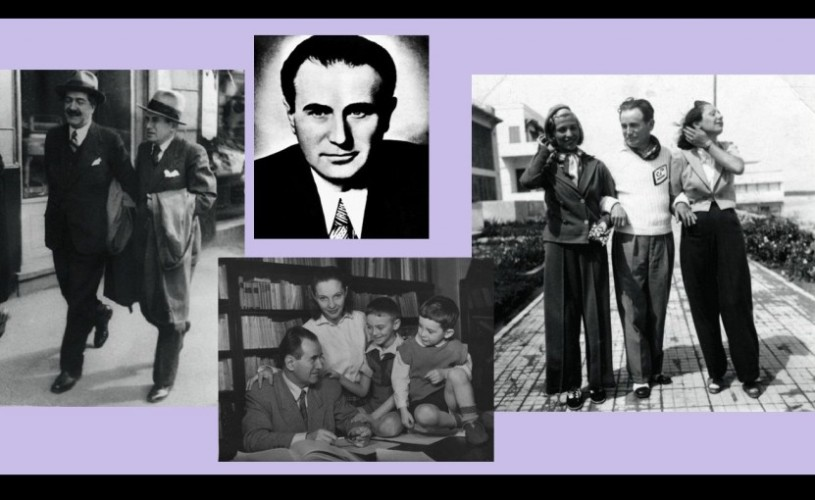 Camil Petrescu – 120 de ani de la naşterea autorului Patului lui Procust