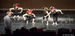 <strong>Folia, Shakespeare & Co</strong>. Gigi Căciuleanu aduce nebunia dansului la Metropolis