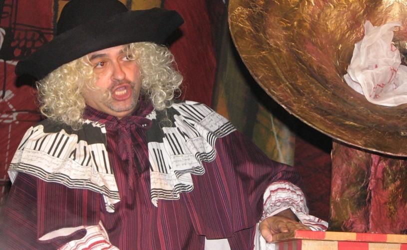 Figaro, celebrul bărbier din Sevilla, la Opera comică pentru copii