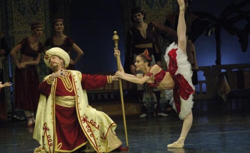 Corsarul (Hoţul de mare), la Opera Naţională Bucureşti