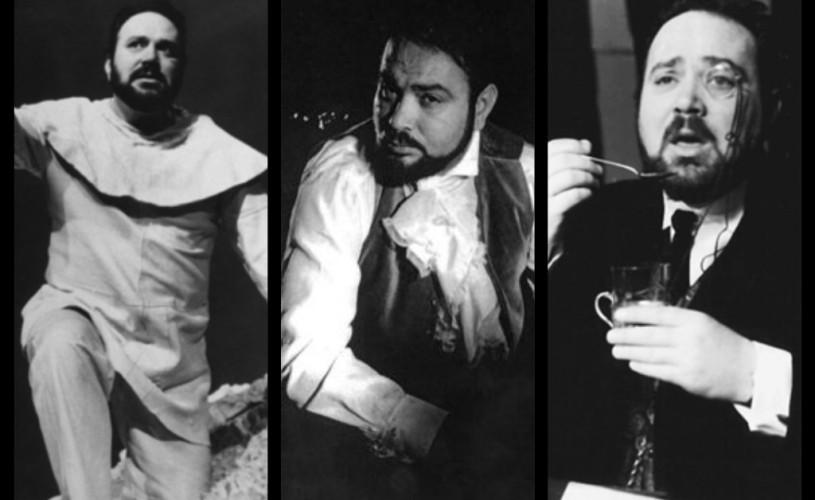 """George Constantin: """"Când actorul intră în scenă, are un Dumnezeu al lui"""""""