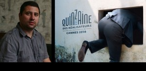 Radu Jude şi Ana Ularu, la Festivalul Internaţional de Film de la Cannes