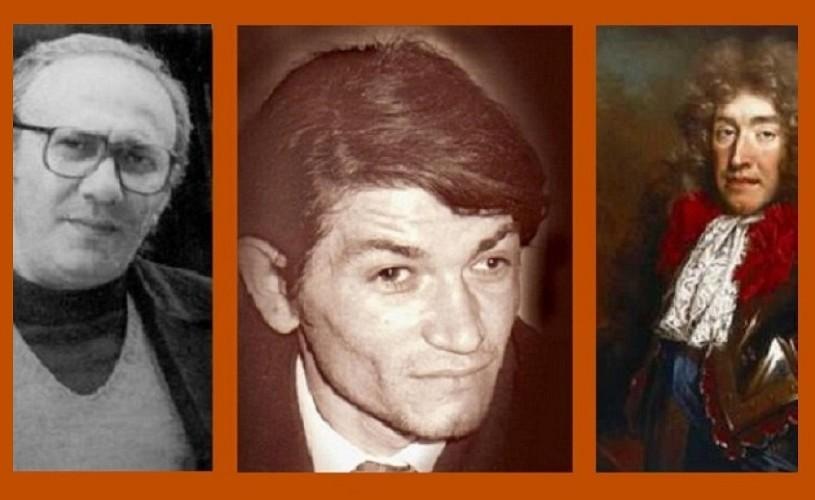 Mircea Ciobanu, Cezar Ivănescu & Daniel Defoe