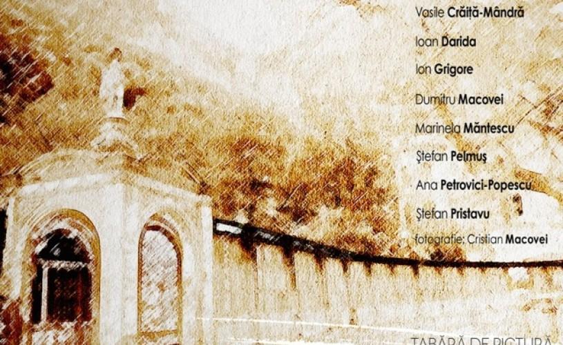 Popas pe Valea Cernei – tabără de pictură la Băile Herculane