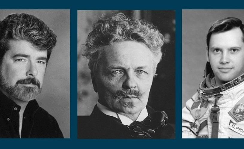 George Lucas, Strindberg & Dumitru Prunariu – ŞTIAŢI CĂ…