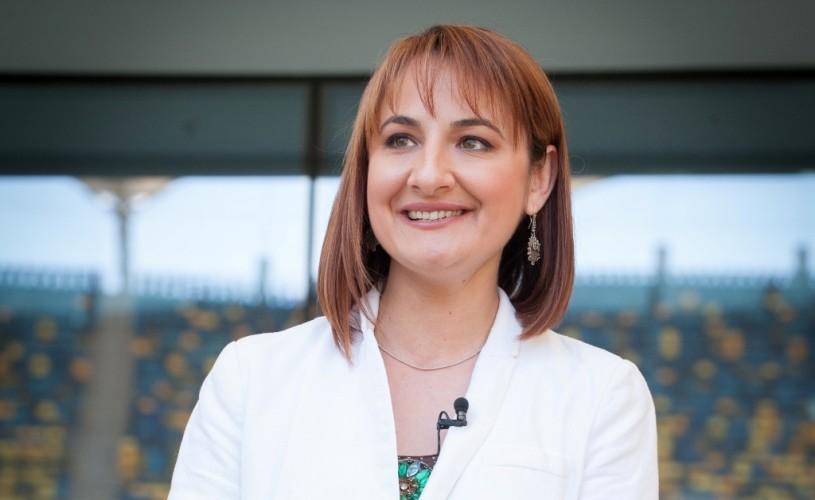 """Ioana Pavel: """"Nu ai cum să practici mecanic meseria de jurnalist"""""""