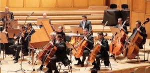 Mozart x 2 şi Saint-Saëns x 1 – concertul Orchestrei de Cameră Radio