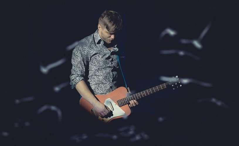 """Ovidiu Chihaia, muzician: """"Acum, fac muzică după sufletul meu"""""""