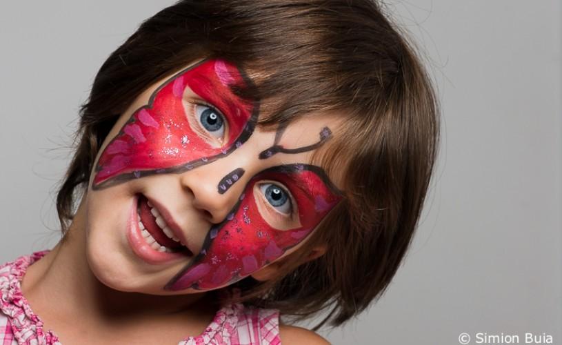Simion Buia vă invită la Portret de copil / 1 iunie 2014 – Cărtureşti Verona
