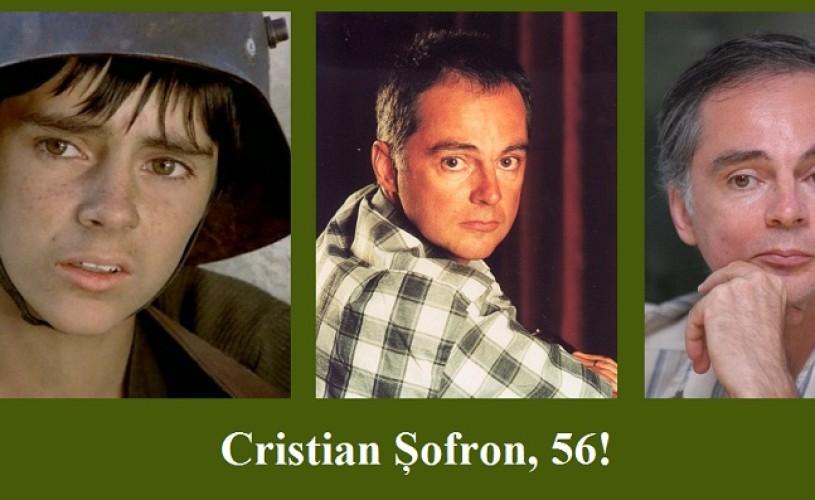 La Mulţi Ani, Cristian Sofron!