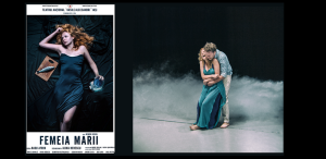 Radu Afrim, o nouă premieră la Teatrul Naţional Iaşi - Femeia mării