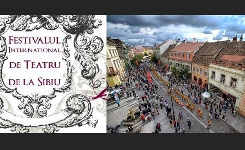 Peste 300 de evenimente, la Festivalul Internaţional de Teatru de la Sibiu