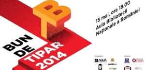 """Gala Industriei de Carte din România """"Bun de Tipar"""" - finaliştii celei de a III-a ediţii"""