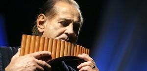 Gheorghe Zamfir, 50 de ani pe scenă