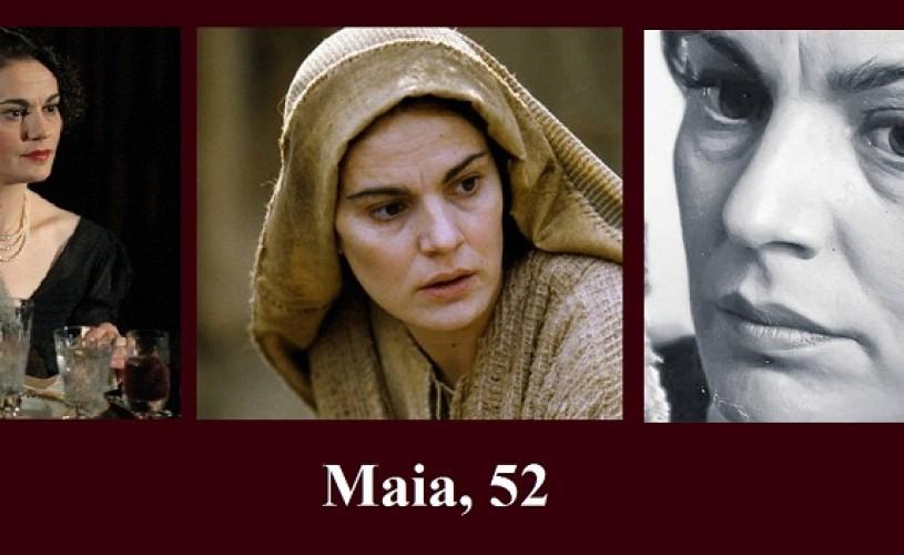 La mulţi ani, Maia Morgenstern! ŞTIAŢI CĂ…